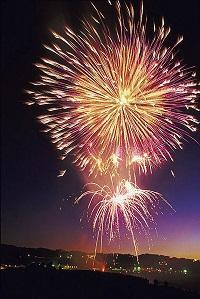Feuerwerk 2013